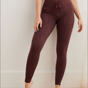 AERIE Play Pocket and Cuff Leggings High Rise